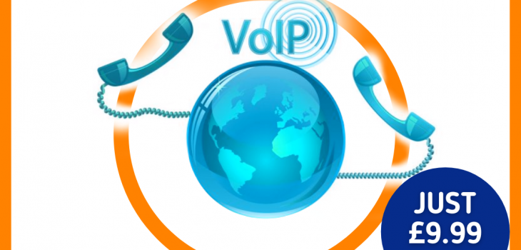 Full Business Functionality VoIP for Business Phone System