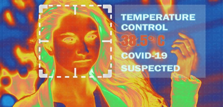 Thermal fever detection